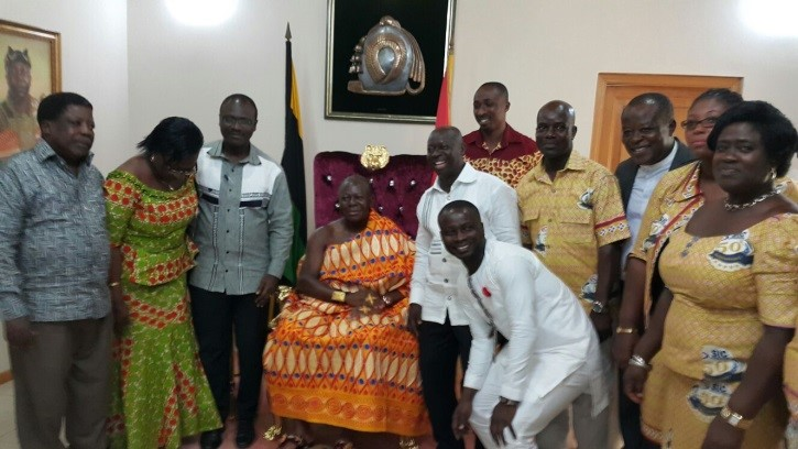 Otumfuo Commends SIC Insurance